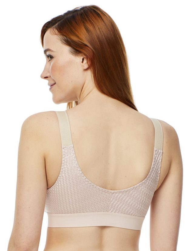 ClearPoint Medical Gentle Comfort Post Surgical Bra
