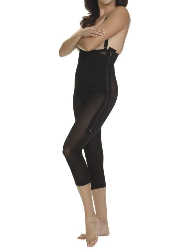 ClearPoint Medical Calf Length Compression Bodysuit