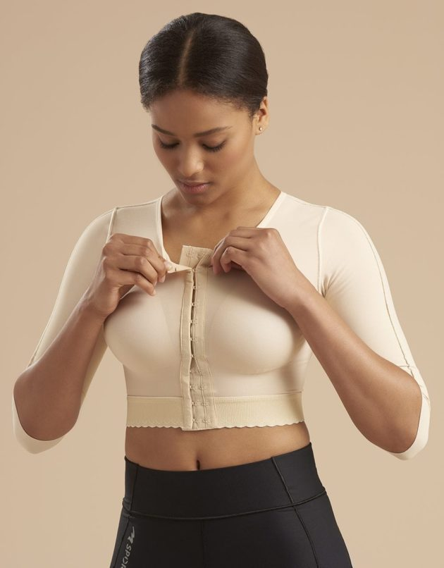 Marena Arm Back Shoulder Breast 34 sleeve Surgery Vest (GFVM)