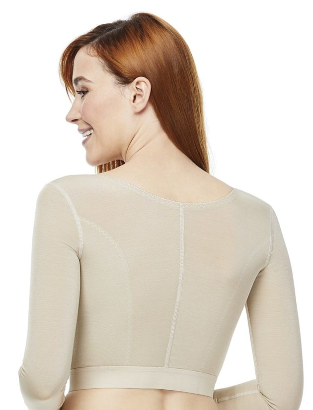 ClearPoint Medical Compression Vest with Full Length Sleeves