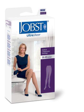 JOBST® Ultrasheer Pantyhose 30-40mmHg firm medical grade compression