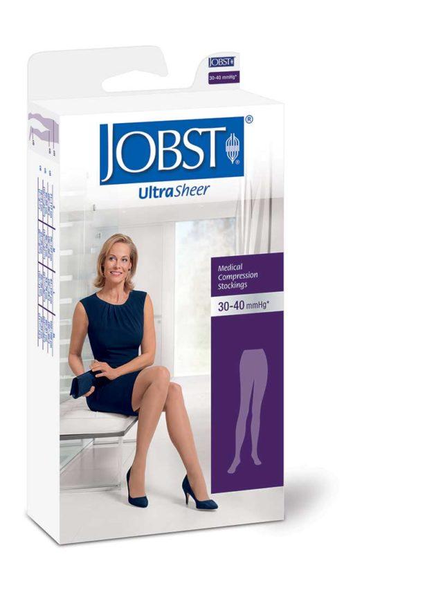 JOBST® Ultrasheer Pantyhose 30-40mmHg Compression Stocking
