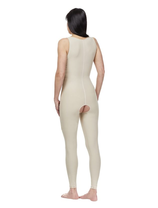 ClearPoint Medical Full Length High Back Compression Bodysuit