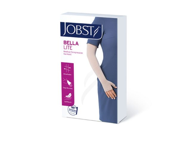 Jobst® Bella Lite Combined Armsleeve for convenient treatment of lymphedema