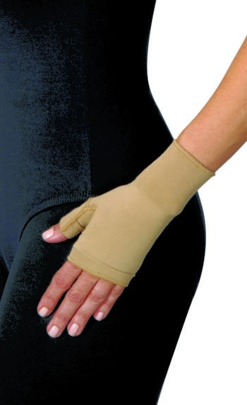 JOBST® Bella Strong Unisex Gauntlet for lymphedema in the hands