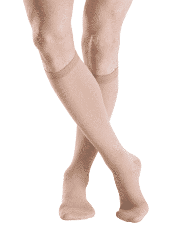 Sigvaris cotton knee high are gentle on your skin