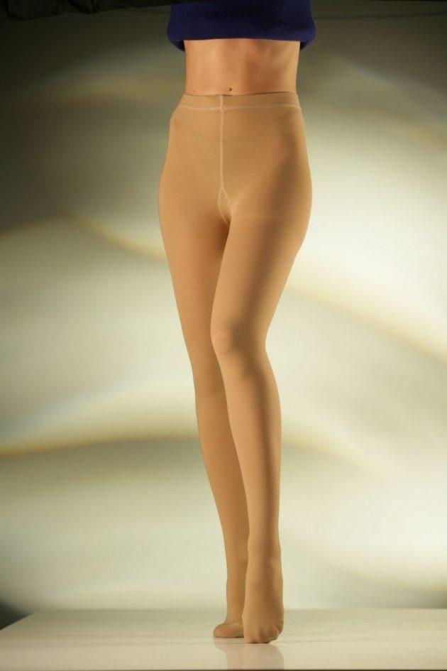 Sigvaris Cotton Pantyhose provide medical grade graduated compression.