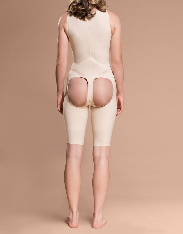 Marena Open Buttock Above Knee Girdle (FBOS)