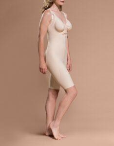 Marena Open Buttock Above Knee Girdle (FBOS)
