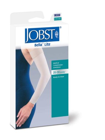 JOBST® Bella Lite Unisex Arm Sleeve for everyday treatment of mild lymphedema