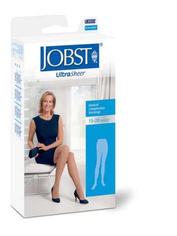 JOBST® Ultrasheer Pantyhose 15-20mmHg Compression Stocking