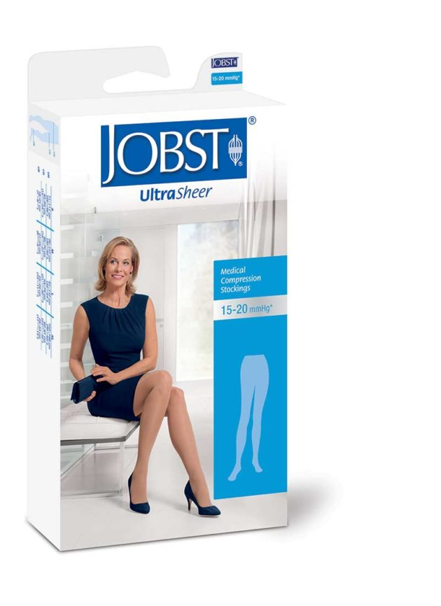 JOBST® Ultrasheer Pantyhose 15-20mmHg Compression Stocking