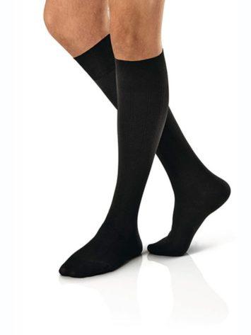 JOBST® For Men Casual Knee High 15-20mmHg Compression Socks