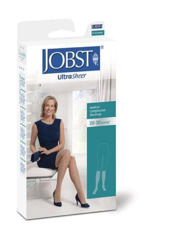 JOBST® Ultrasheer Knee High Medical Socks in 20-30mmHg compression