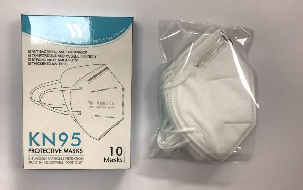 Bodyment N95 AUNZ P2 Medical Face Mask - Flu Mask In Stock