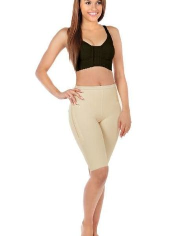 Marena Abdominal Low Waisted Mid Thigh Compression Girdle (LW-LGS)