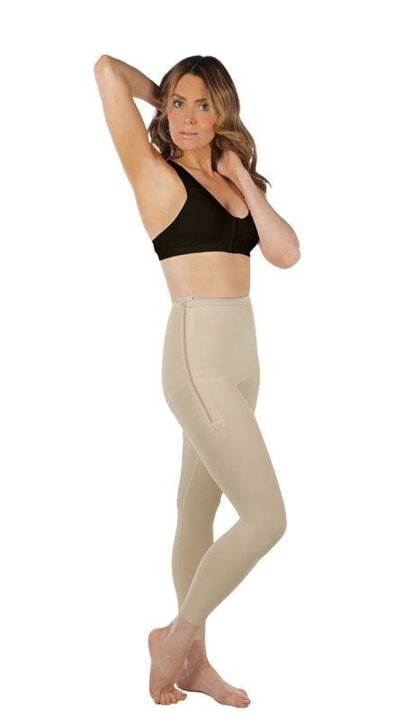 Marena Low Waist Girdle Ankle (LW-LGL)