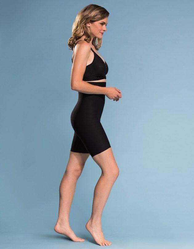 Marena High Waist Compression Shorts (ME-421)