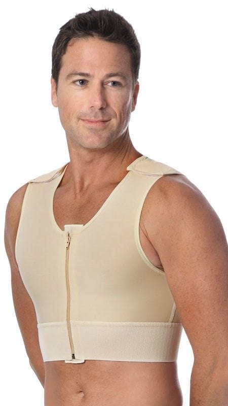 Marena Short Male Compression Vest