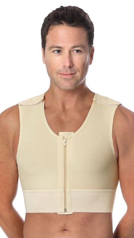Marena Short Male Compression Vest