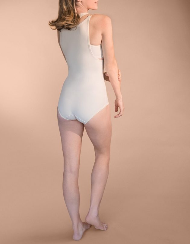 Marena No Leg Girdle with Suspenders (FBA)
