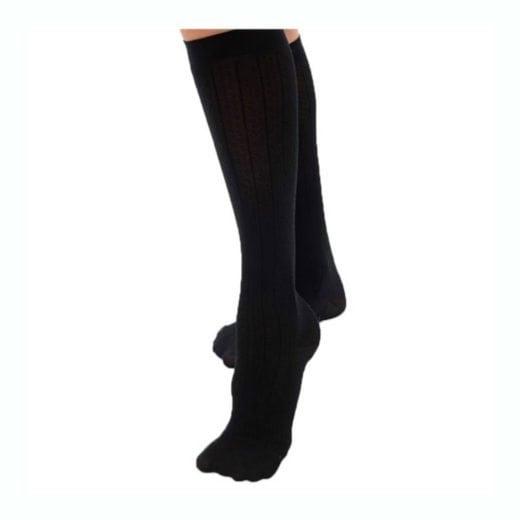 JOBST® Knee High Travel Compression Socks