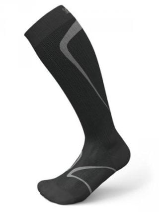 Sigvaris Sports Compression Socks in black/grey