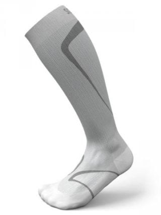 Sigvaris Sports Compression Socks on grey/white