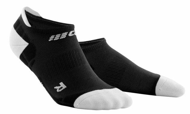 CEP Ultralight No Show Socks Black