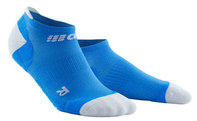 CEP Ultralight No Show Socks Blue