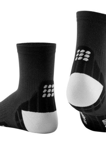 CEP Ultralight Short Socks Black