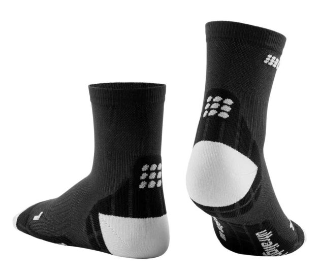 CEP Ultralight Short Socks Black