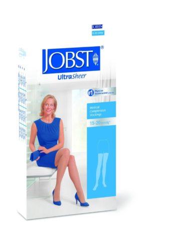 JOBST® Ultrasheer Thigh High for tired, aching legs