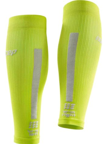 CEP Compression Calf Sleeves Lime