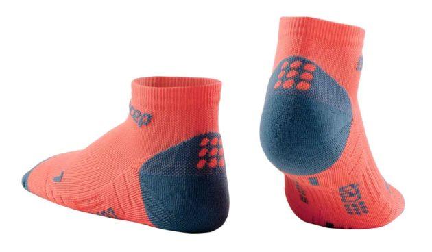 CEP Compression Low Cut Socks Coral