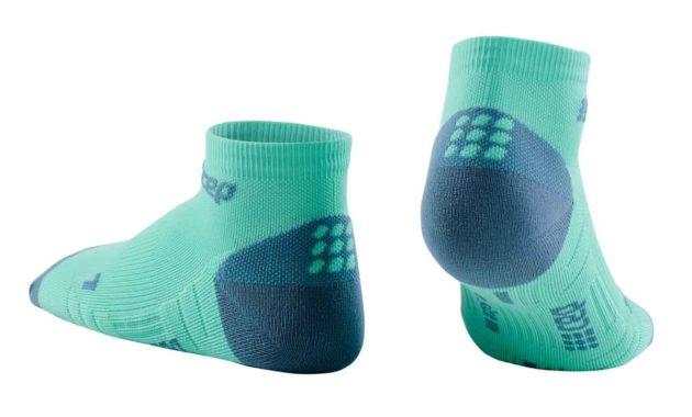 CEP Compression Low Cut Socks Mint