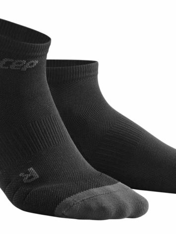 CEP Compression Low Cut Socks Black