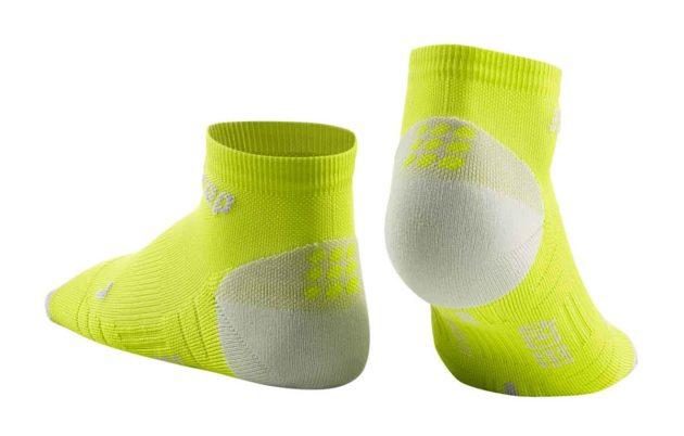 CEP Compression Low Cut Socks Lime