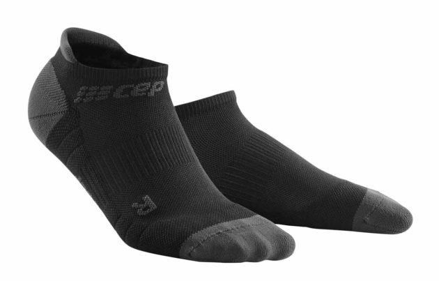 CEP Compression No Show Socks black