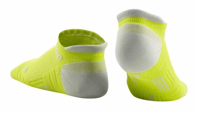 CEP Compression No Show Socks lime