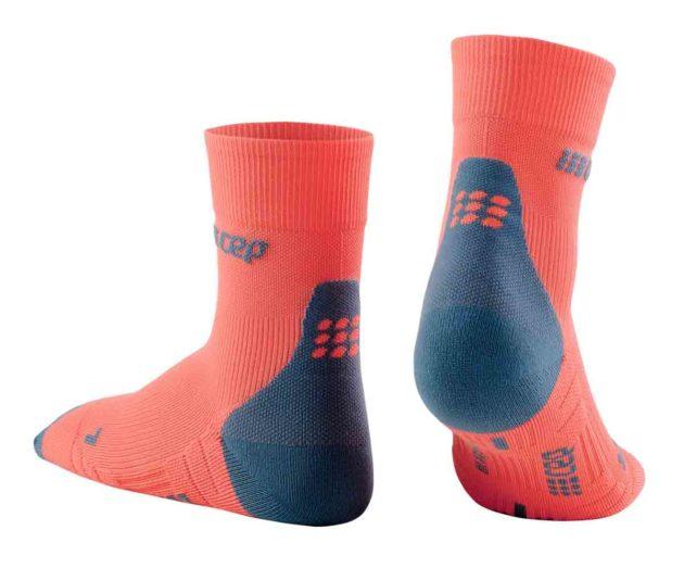 cep Compression Short Socks Coral