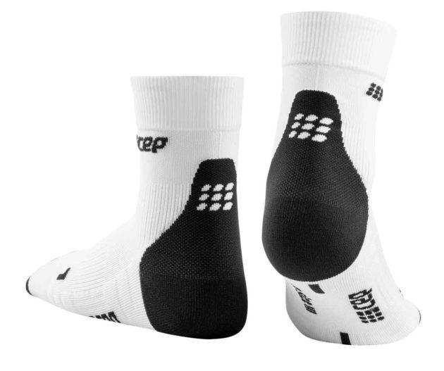 cep Compression Short Socks White