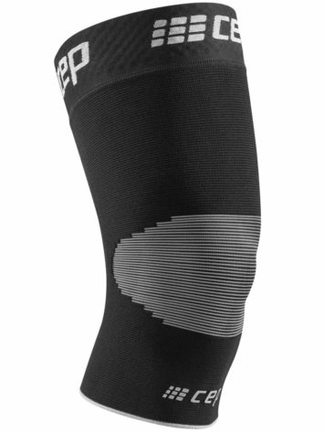 CEP Knee Sleeve Black Front