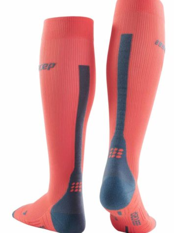 CEP Run Compression Socks coral