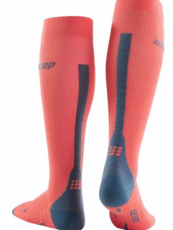 CEP Run Compression Socks coral