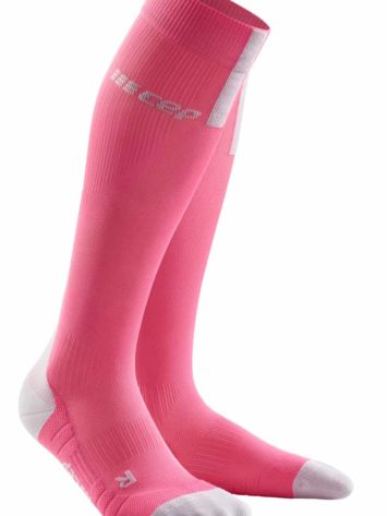 CEP Run Compression Socks rose
