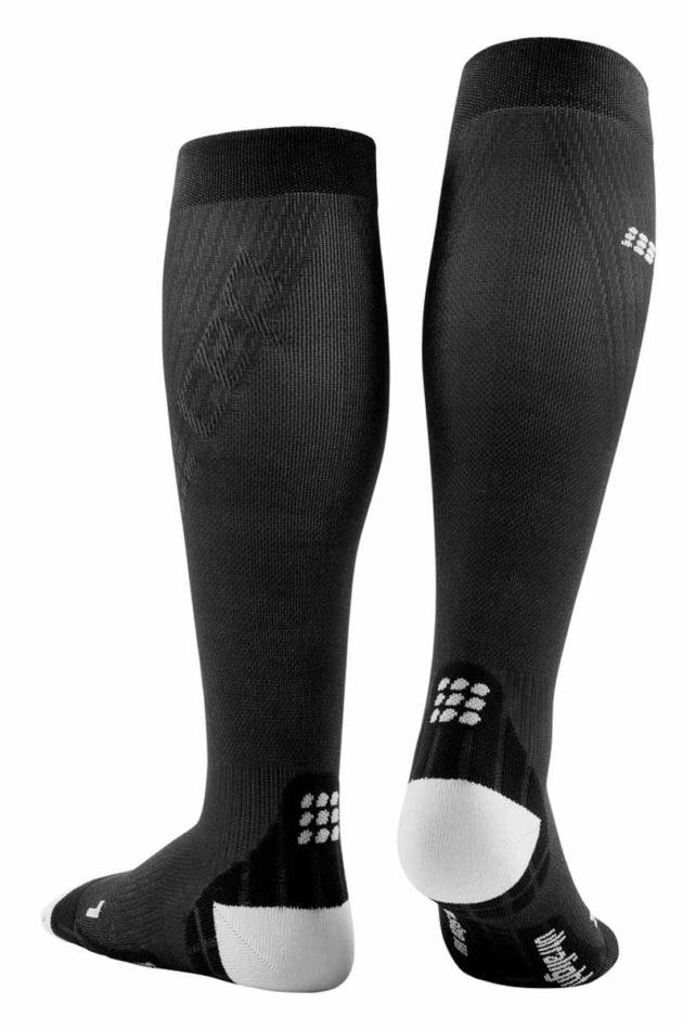 CEP Ultralight Run Socks Black