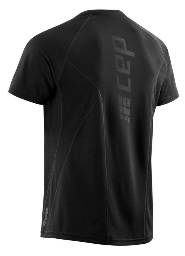 CEP Mens Training Shirt Black Back