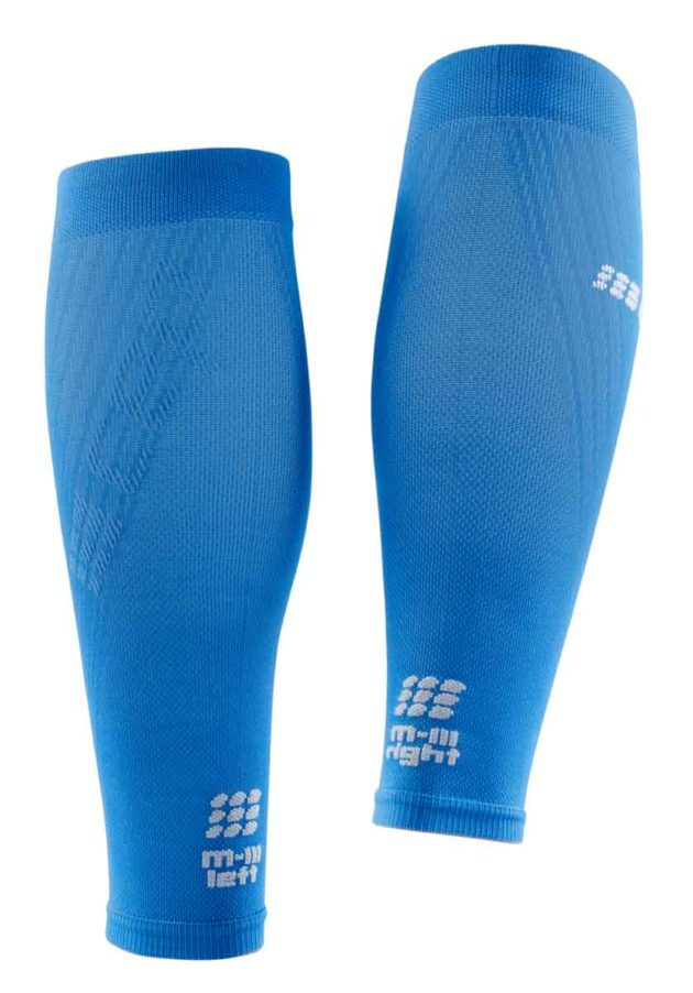 CEP Ultralight Compression Calf-Sleeves Blue
