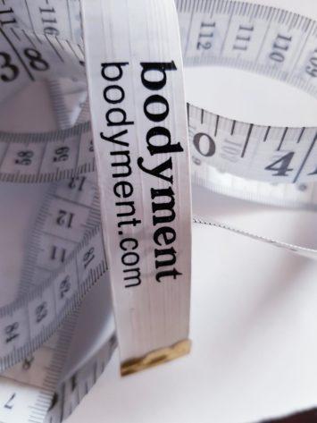 BodyPlus Tape Measure Compression garment fitting
